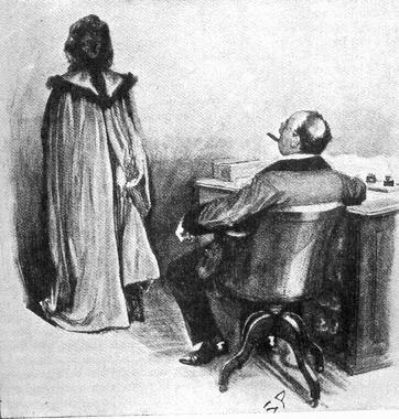 [Sidney Paget illustration, from arthes.com]